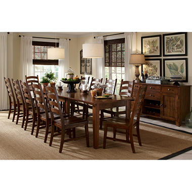 Scarlett Solid Wood Dining Set Assorted Sizes
