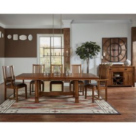 Teagan Dining Set (Assorted Sizes)