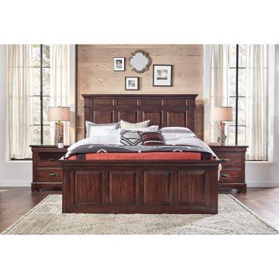 Incroyable Thompson Bedroom Furniture Set (Assorted Sizes)
