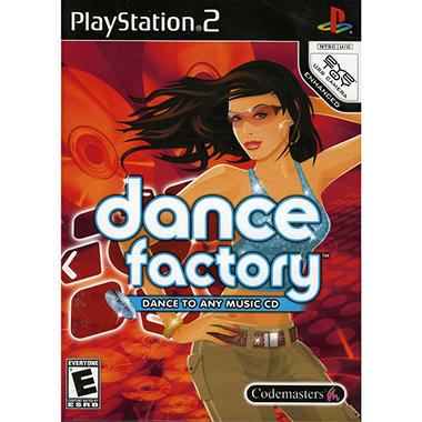 Dance Factory - PS2