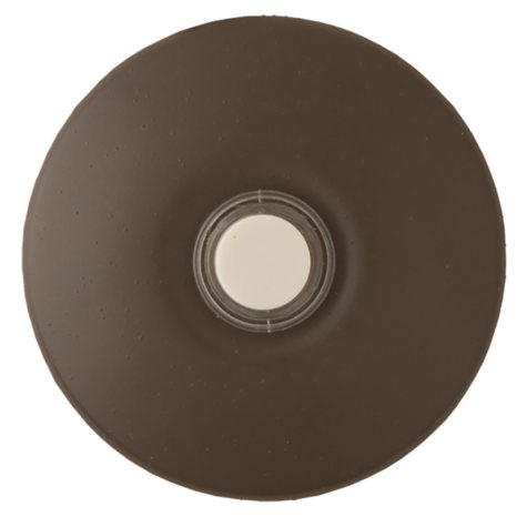 NICOR Lighted Stucco Button for Prime Chime Door Bell Kit