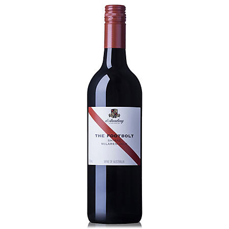 d'Arenberg The Footbolt Shiraz (750 ml)