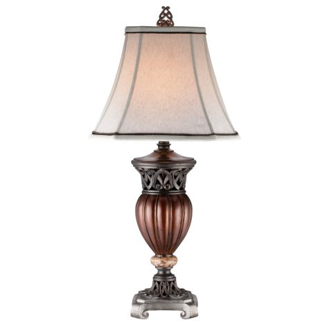"""Traditional 32"""" H Table Lamp"""
