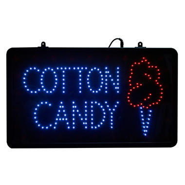 Paragon 1096 LED Cotton Candy Sign