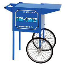 Paragon 3080030 Sno Cone Cart (Small)
