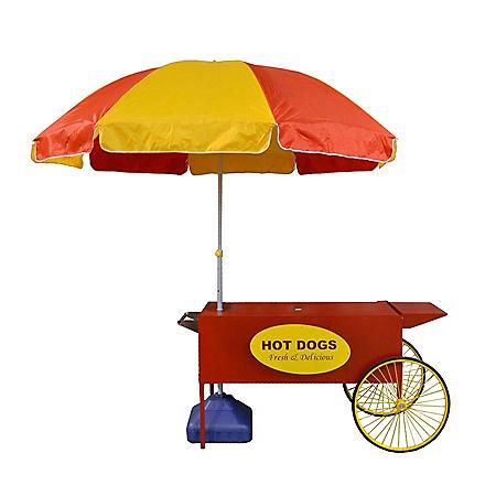 Paragon Hot Dog Cart