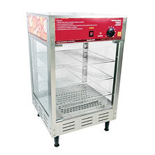 The Paragon Humidified Hot Food Display Cabinet