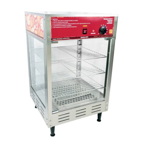 The Paragon Humidified Hot Food Display Cabinet