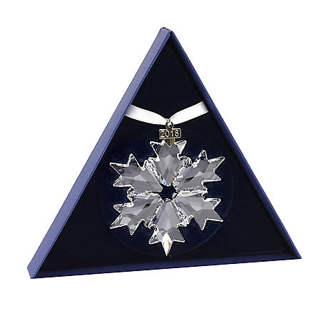 c0bb9599b884a 2018 Annual Limited Edition Snowflake Christmas Ornament by ...