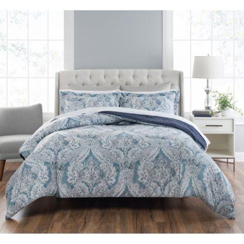Nicole Miller 3-Piece Colette Comforter Set (Assorted Sizes)