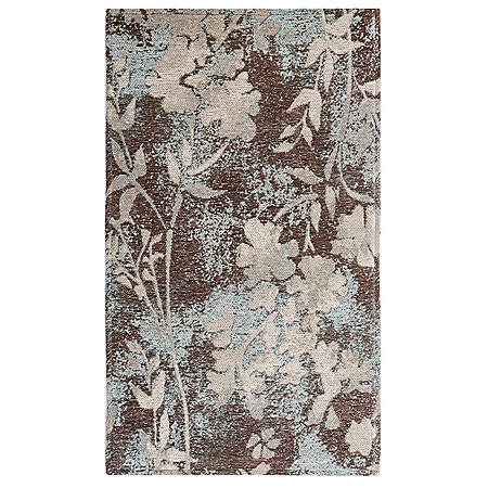 """Cloudwalk Orthopedic Foam Woven Tapestry Accent Rug 24""""x43"""" (Assorted Patterns)"""