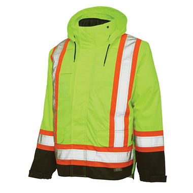 Work King 5-in-1 Thermal Jacket (Available in Big & Tall)