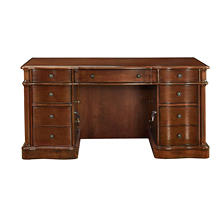 Westfield Executive Desk, Chestnut