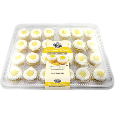 Costco Lemon Cake Bites