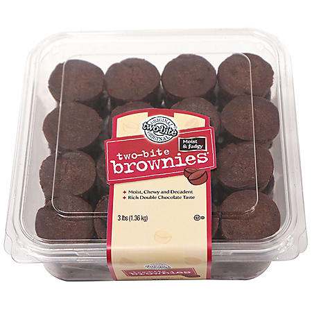 Mini Brownie Bites (48 ct.)