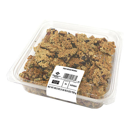 Member's Mark Fruit and Nut Granola