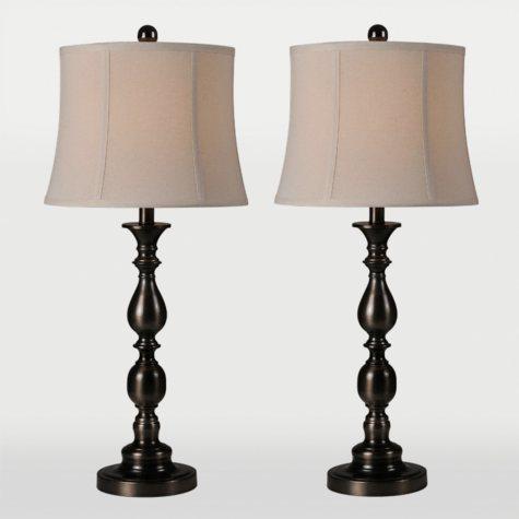 Odessa Table Lamp 2-Piece Set