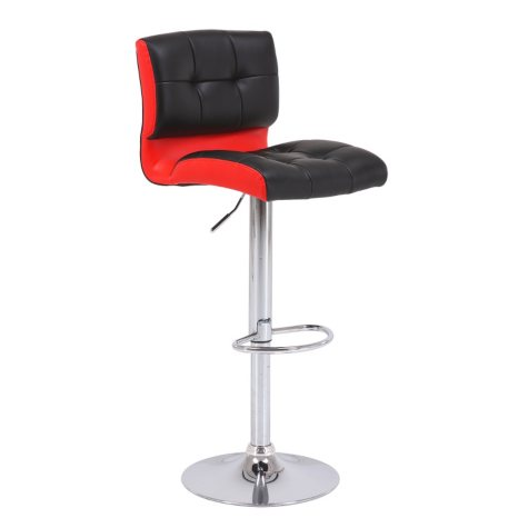 Brio Tufted Barstool (Choose Color)