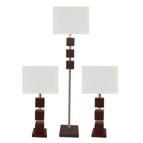 Renwil Lamps, Set of 3
