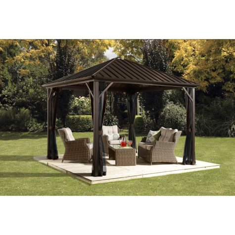 Sojag Dakota Sun Shelter, Multiple Sizes