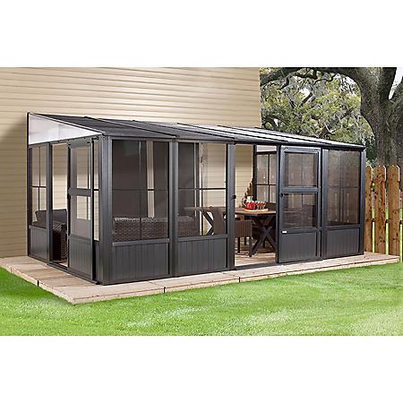 SOJAG Charleston Sun Shelter, by Sojag, 10' x 16'