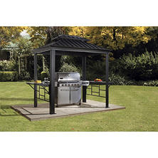 Sojag Messina BBQ Grill Shelter