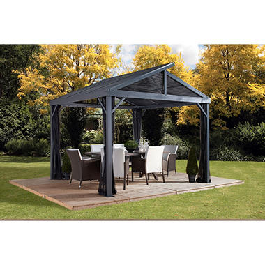 Sojag 12 x 12 South Beach II Sun Shelter