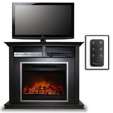 summerhill electric fireplace media center - Electric Fireplace Media Center