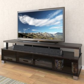 bromley 75 2 tier tv bench - Entertainment Centers Tv Stands