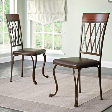 Jericho Dining Chairs, Set of 2