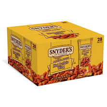 Snyder's of Hanover Hot Buffalo Wing Pretzel Pieces 1 oz. (28 ct.)