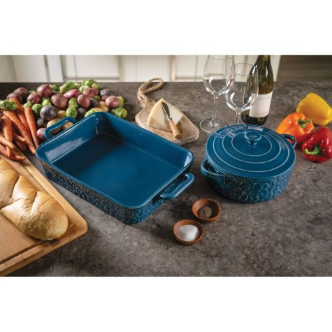 Member's Mark 3 Pc. Bake Set (Assorted Colors)