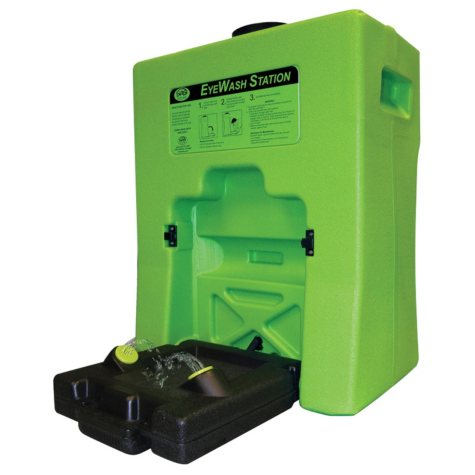 SAS Portable Emergency Eyewash Station - 1 ct.