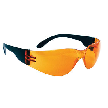 NSX Protective Safety Eyewear - Orange Lens - 12 pairs