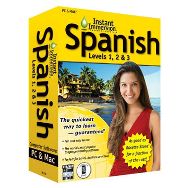 Topics Instant Immersion Spanish Levels 1, 2, and 3