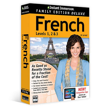 Levels 1, 2 & 3 Family Edition Deluxe - French