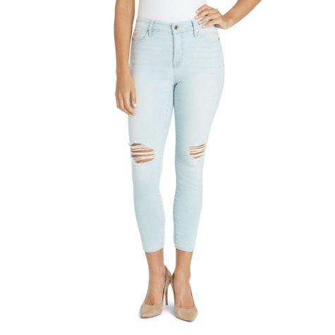 Nine West Gramercy Skinny Ankle Jean