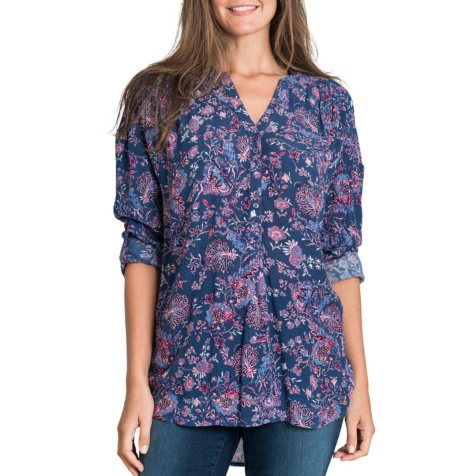 Nine West Georgia Printed Top
