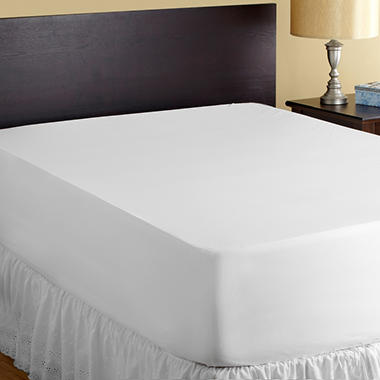 Sleep Shield Allergen-Proof and Anti-Bacterial Mattress Protector (Assorted Sizes)