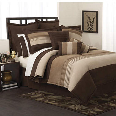 Peyton Place Comforter Set King Size 16pc Sam S Club