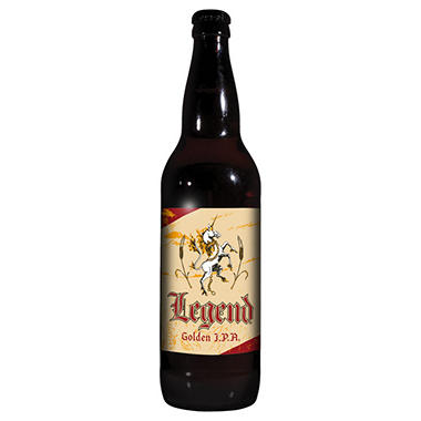 Legend Golden IPA (12 fl. oz. bottle, 6 pk.)