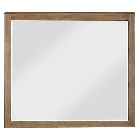 Torino Mirror, Weathered Brown