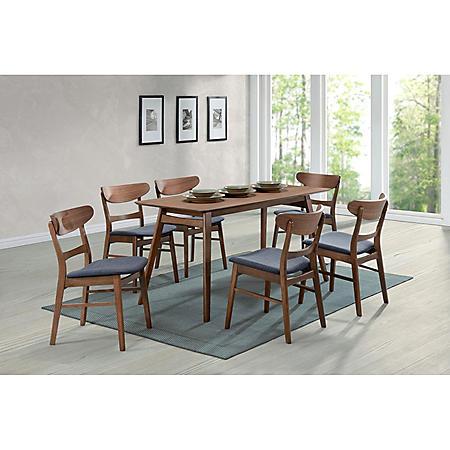 Simplicity 7-Piece Dining Set