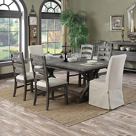 Emerald Home Paladin 7-Piece Dining Set