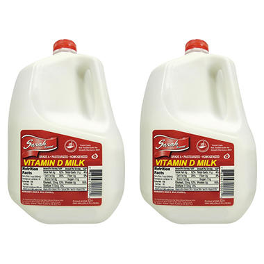 Sarah Farms Whole Milk (1 gal., 2 ct.)