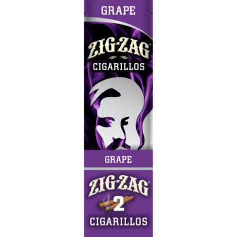 Zig Zag Cigarillos White Grape - 30 ct.