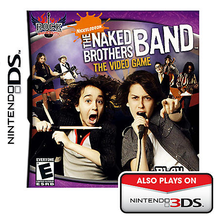 The Naked Brothers Band: The Video Game - NDS