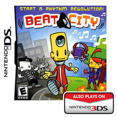 Beat City - NDS