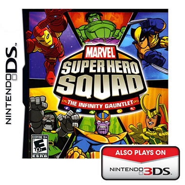 Marvel Super Hero Squad: The Infinity Gaunlet - NDS