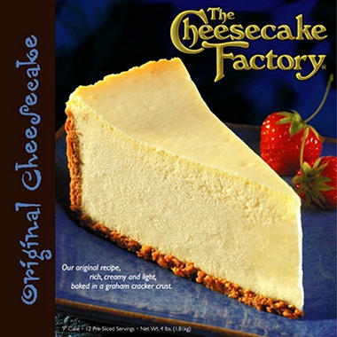 Cheesecake Factory 9